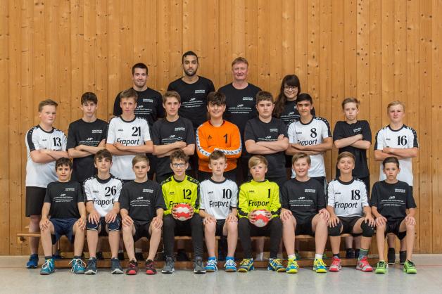 Männliche C-Jugend JSG Dreieich Götzenhain
