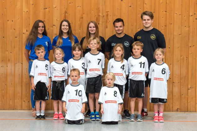 Gemischte F-Jugend JSG Dreieich Götzenhain